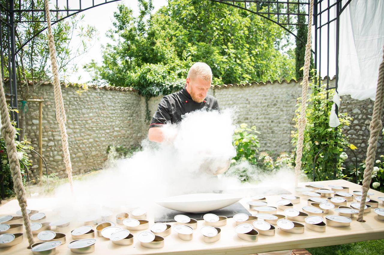 azoto-show-cooking-la-corte-del-conte